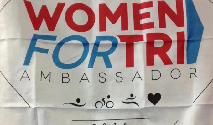 Women 4 Tri Ambassador! (That'sMe!)